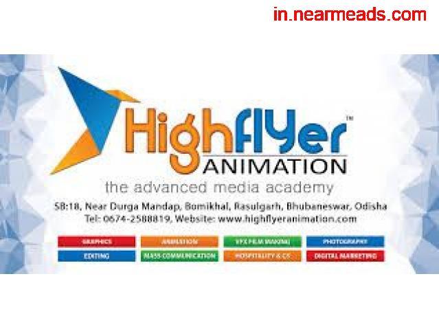 Highflyer Animation – Best Digital Marketing Course in Bhubaneswar - 1