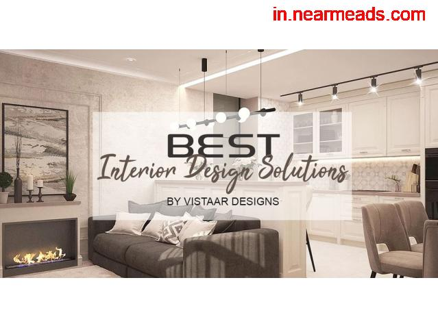 Best Interior designer in Ghaziabad | Interior Designers in Ghaziabad | Vistaar Designs - 1