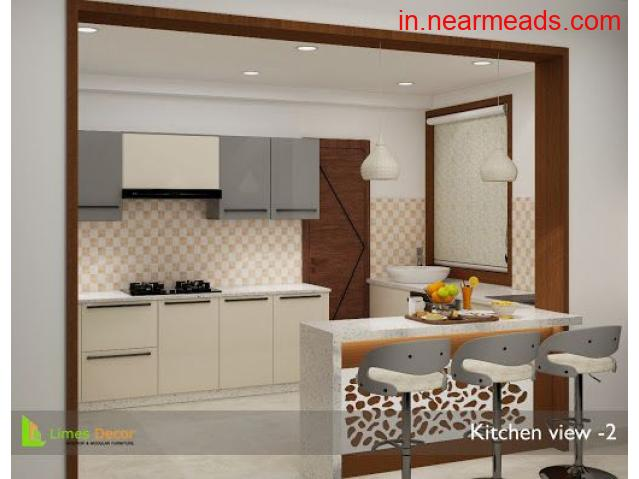 Limes Décor – Awesome Interior Designing Company in Bhubaneswar - 1