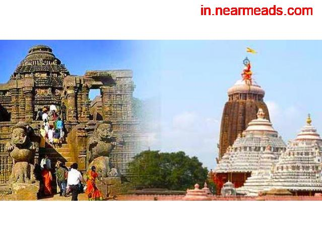 Executive Tours and Travels – Best Tour Company in Bhubaneswar - 1
