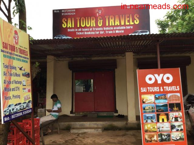 Sai Tours and Travels – Best Travel Agents in Bhubaneswar - 1