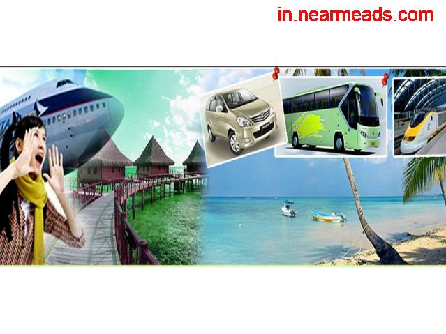Jena Tours and Travels – Best Travel Agency in Bhubaneswar - 1