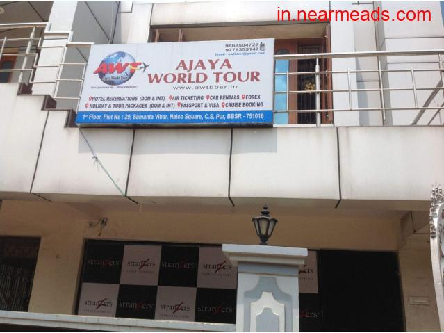 Ajaya World Tour – Best Travel Company in Bhubaneswar - 1