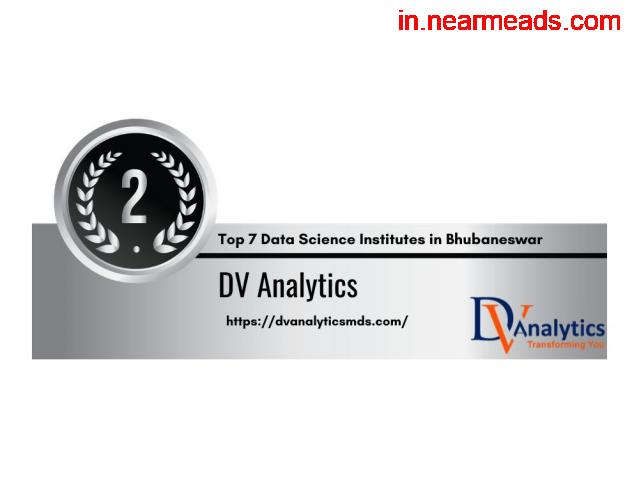 DV Analytics – Top Data Science Course in Bhubaneswar - 1
