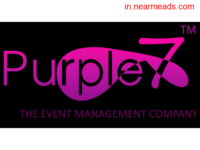 Purple 7 – Best Event Management Companies in Coimbatore - 1