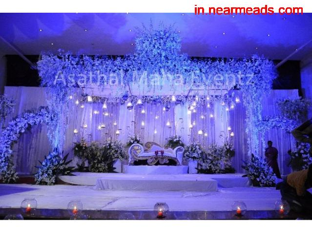 Asathal Maha Eventz – Manage and Plan Your Events in Coimbatore - 1