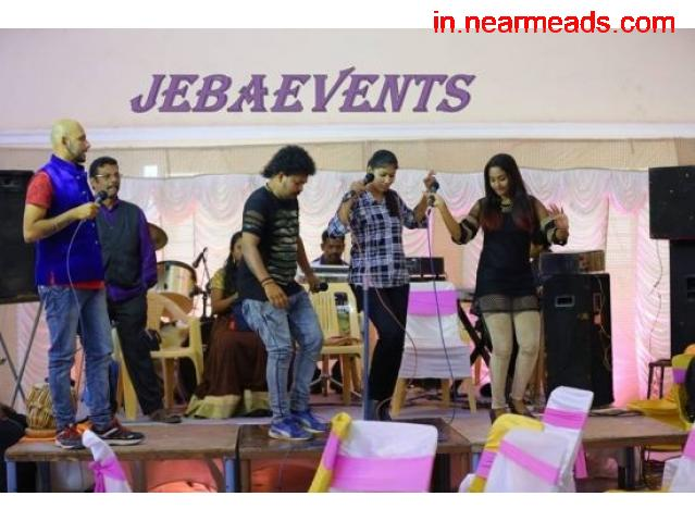 Jeba Event Management – Make Your Event Memorable - 1