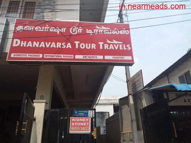 Dhanavarsa Tours – Enjoy Your Holiday Vacation in Coimbatore - 1