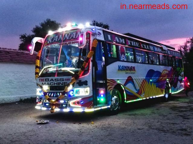 Kannan Tours and Travels – Best Travel Company in Coimbatore - 1