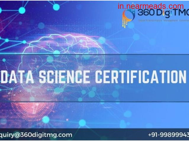 360 DigiTMG – Learn Data Science Training Course in Lucknow - 1