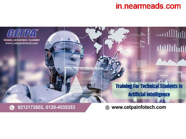 CETPA – Top AI Training in Lucknow - 1