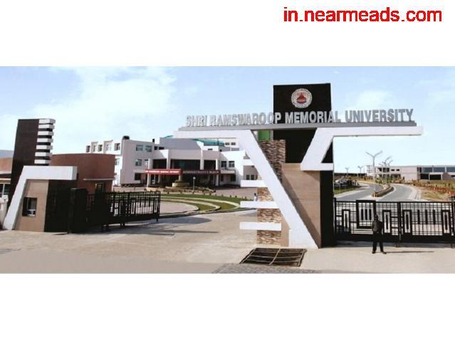 Shri Ram Swaroop Memorial – Best MBA Colleges in Lucknow - 1