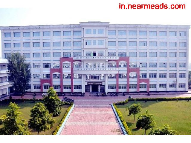 Integral University – Best Engineering College in Lucknow - 1