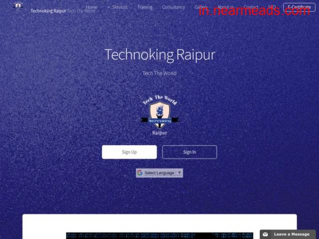 Technoking – Best Ethical Hacking Institute in Raipur - 1
