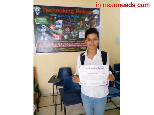 Technoking – Best Cyber Security Training in Raipur - 1