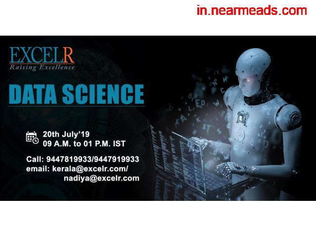 ExcelR – Top Data Science Course in Kochi - 1