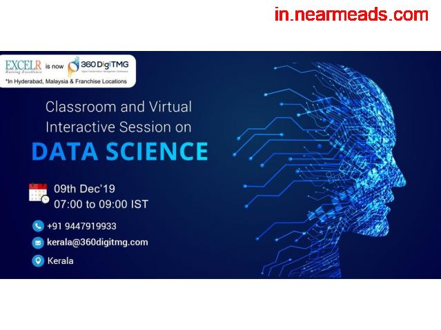 360 DigiTMG – Top Data Science Classes in Kochi - 1