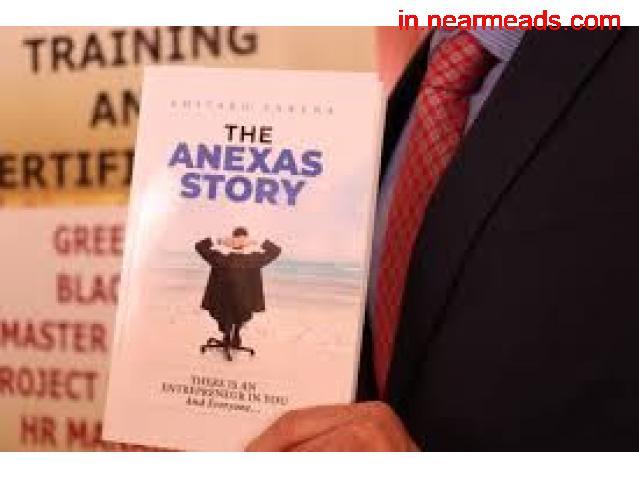 Anexas – Top AI Training in Kochi - 1