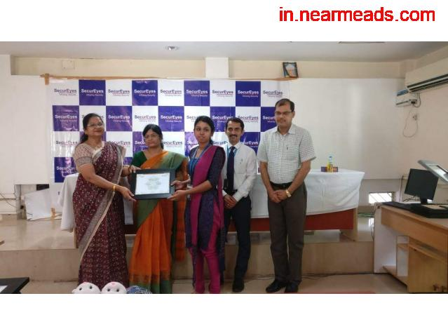 Secur Eyes – Learn Cyber Security Course in Ranchi - 1