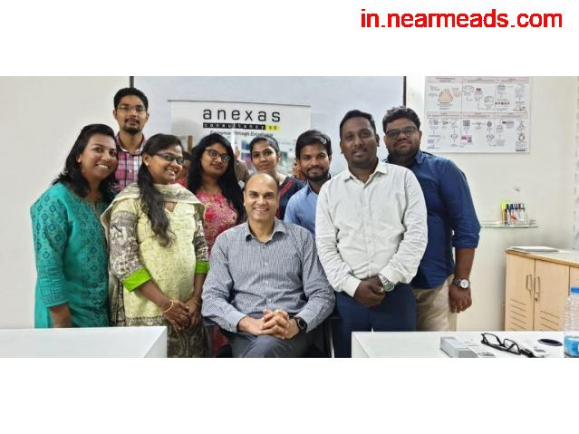 Anexas – Top Artificial Intelligence Course in Ranchi - 1