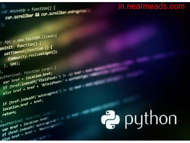 Manipal Prolearn – Learn Python and AI Course Ranchi - 1