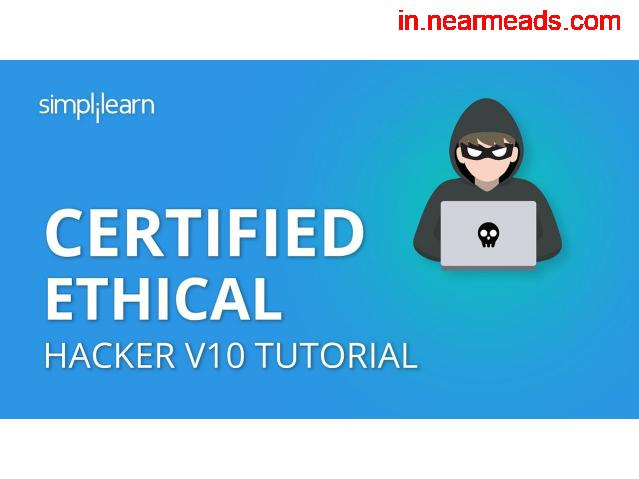 Simplilearn – Ethical Hacking Certification Course in Jaipur - 1