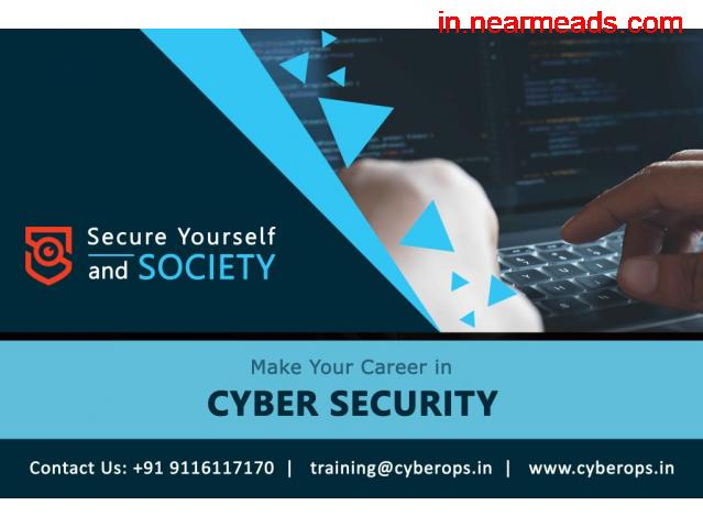 Cyberops – Best Cyber Security Course in Jaipur - 1