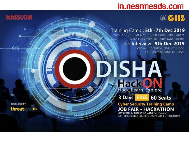 GIIS India – Learn Ethical Hacking in Bhubaneswar - 1