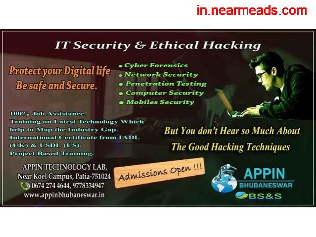Appin – IT Security & Ethical Hacking Course in Bhubaneswar - 1