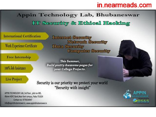 Appin – Top Cyber and Network Security Course Bhubaneswar - 1