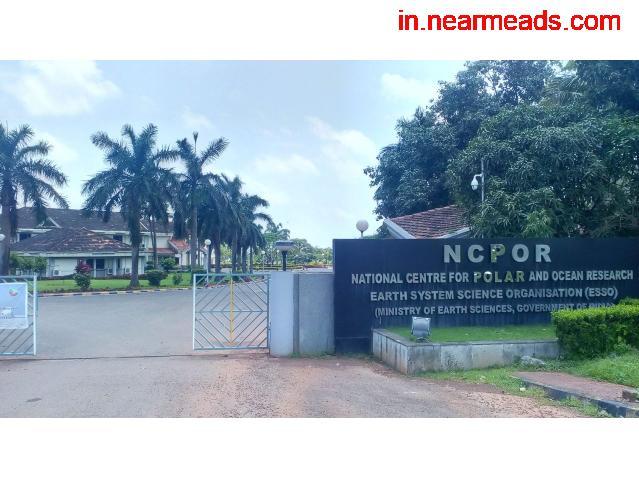 NCPOR – Top Engineering College in Goa - 1
