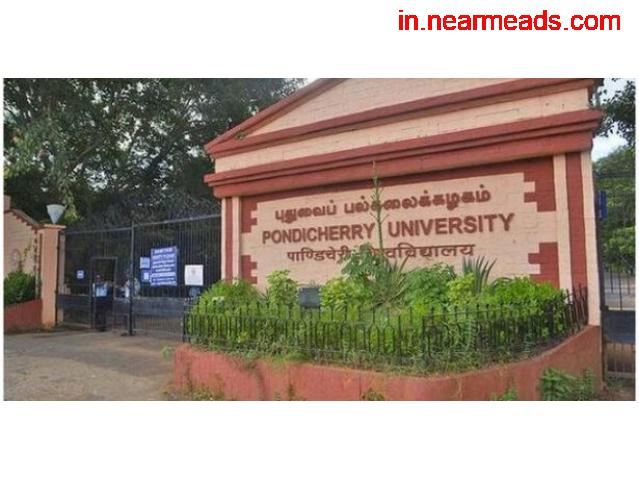 Pondicherry Engineering College – Top College for Technical Studies - 1