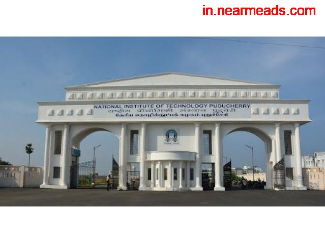 NIT – Top Engineering Colleges in Pondicherry - 1