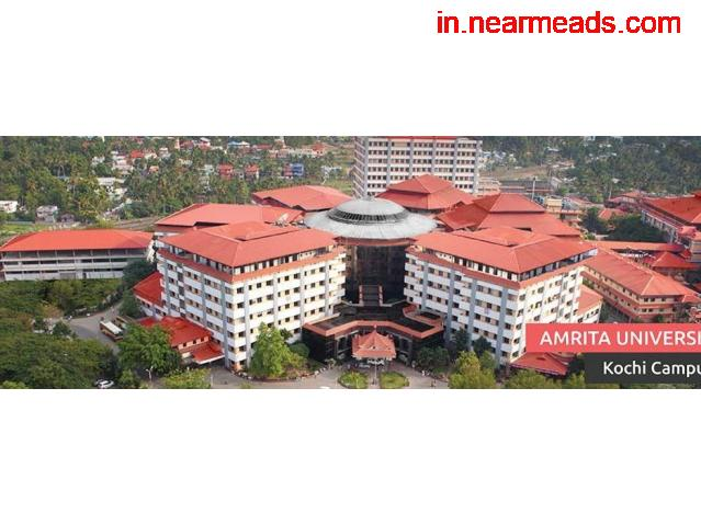 Amrita School of Business – Top Management College Kochi - 1