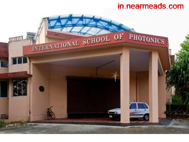 International School Of Photonics CUSAT Kochi - 1