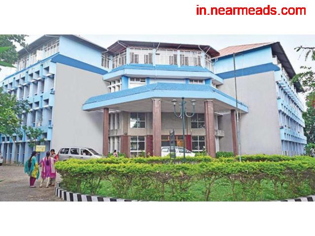 Kerala University of Fisheries and Ocean Studies (KUFOS) Kochi - 1