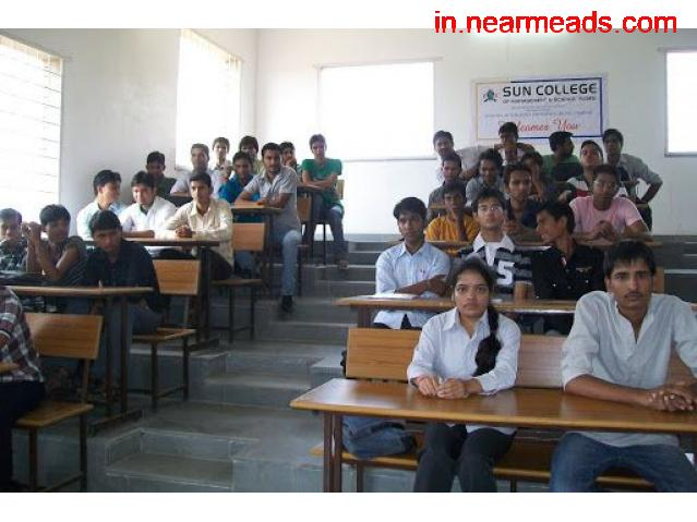 Sun College Of Management & Science – Top MBA College in Udaipur - 1