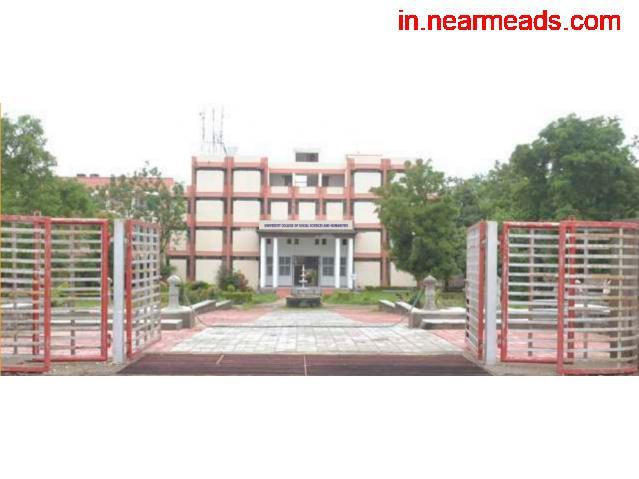 Mohanlal Sukhadia University Udaipur – Top Management College - 1
