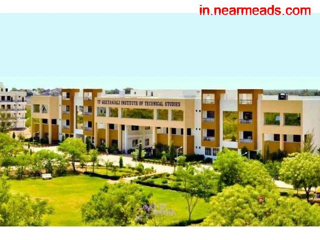 Geetanjali Institute of Technical Studies (GITS) – Top MBA College Udaipur - 1