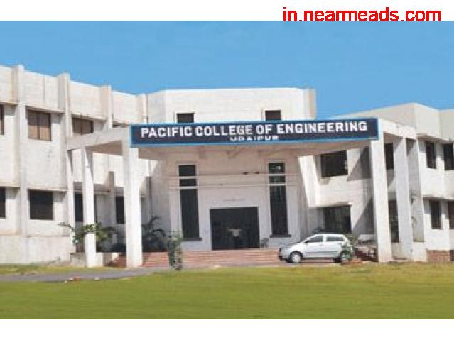 Pacific University – Top Colleges for Engineering in Udaipur - 1
