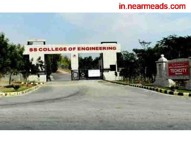 SS College of Engineering – Pursue B.Tech from Top College Udaipur - 1