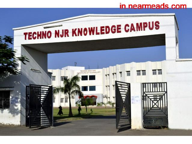 Techno India NJR Institute of Technology Udaipur - 1