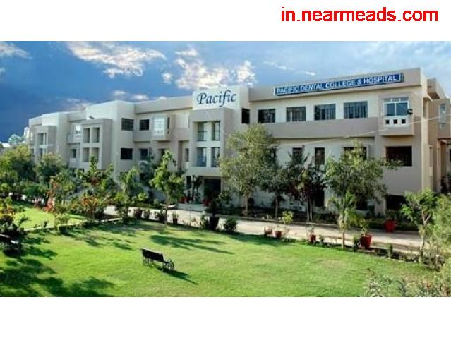 Pacific Academy of Higher Education & Research Society Udaipur - 1