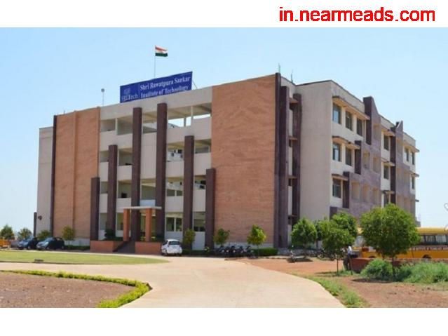 Shri Rawatpura Sarkar University – Top Management Course Raipur - 1