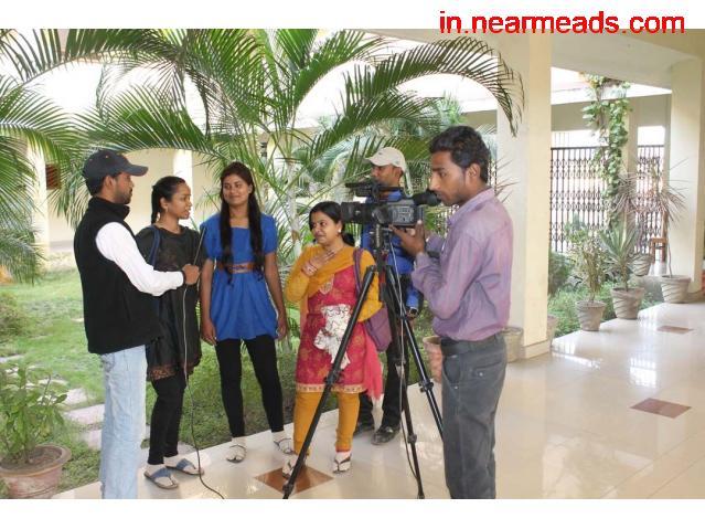 Kushabhau Thakre Journalism And Mass Communication University Raipur - 1