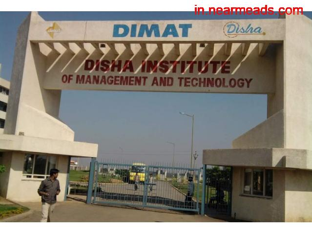 Disha Institute Of Management And Technology Raipur - 1