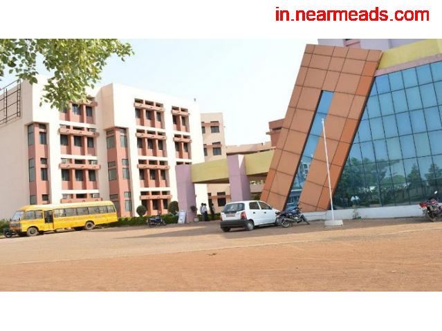 Central College Of Engineering & Management – Top MBA College Raipur - 1