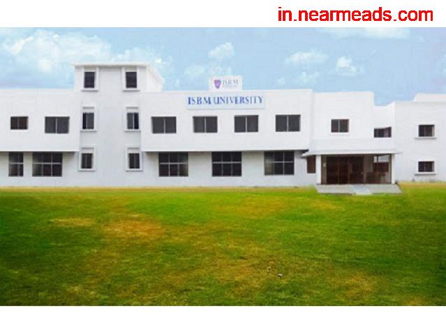 ISBM University – Top MBA Colleges in Raipur - 1
