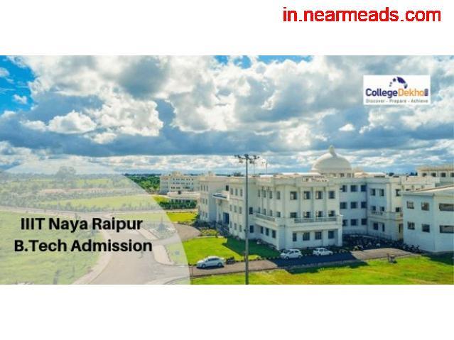 International Institute of Information Technology, Naya Raipur - 1
