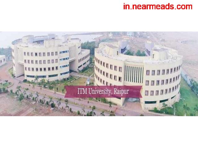 ITM University – Top Engineering College in Raipur - 1